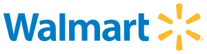 The Walmart logo.