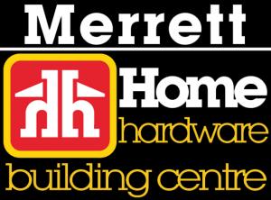 The Merrett Home Hardware logo.