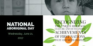 poster National Aboriginal Day