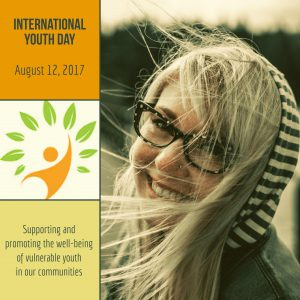 International Youth Day August 12 2017