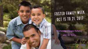 Foster Family Week