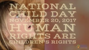 National Child Day November 20 2017