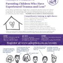 Pathways to Permanence: Parenting children who have experience trauma and loss.