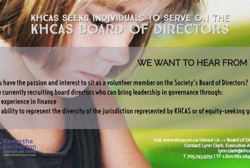 Board Member Recruitment
