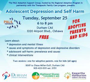 PALS Adolescent Depression Sept 25 2018